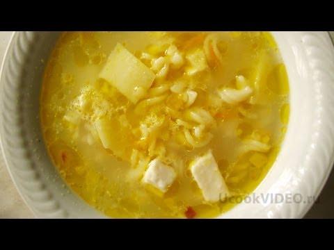 Суп из плавленных сырков: рецепт с фото
