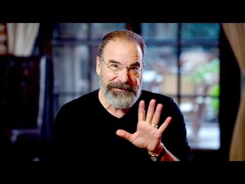 Mandy Patinkin suggests a