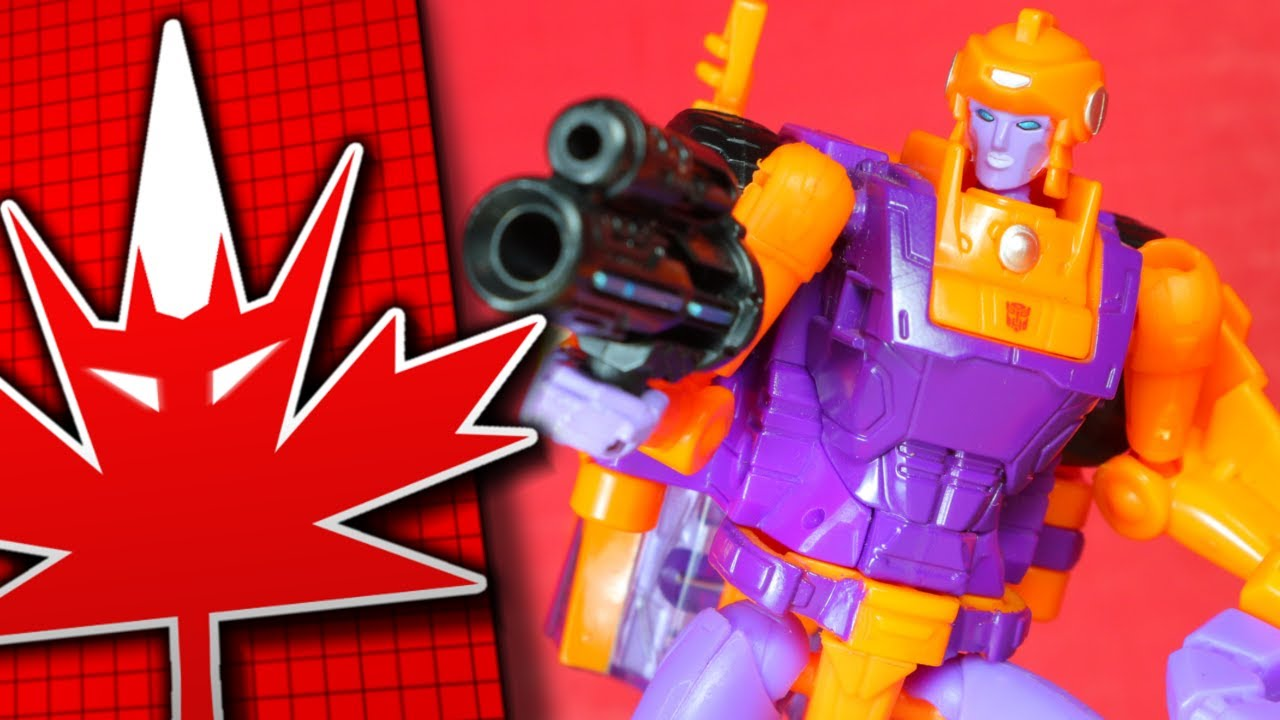 Transformers Generations Selects Lancer Review By TFanPage101