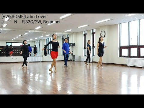 Latin Lover (Beginner Version)-Misuk La