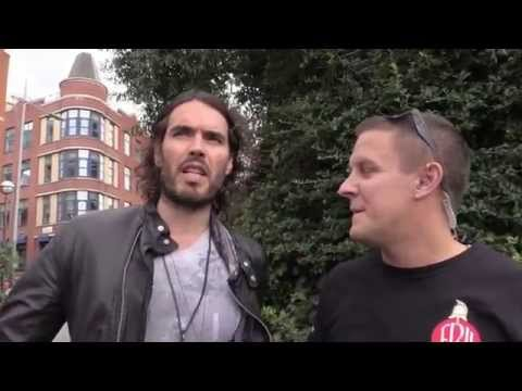 Mainstream Media Corruption Is Killing People: Russell Brand The Trews (E156)