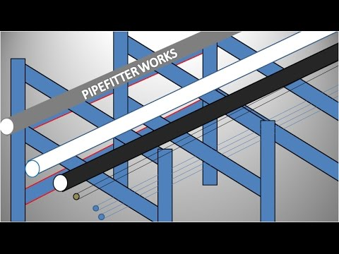 piperack site pipefitter works isometric drawing. Black Bedroom Furniture Sets. Home Design Ideas