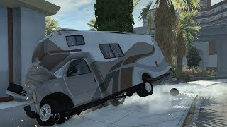 BeamNG.drive - RV Upfit for Gavril H-Series
