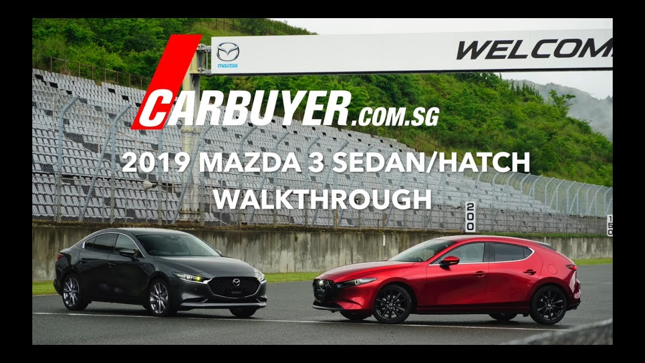 New 2019 Mazda 3 in Singapore: All you need to know (Updated