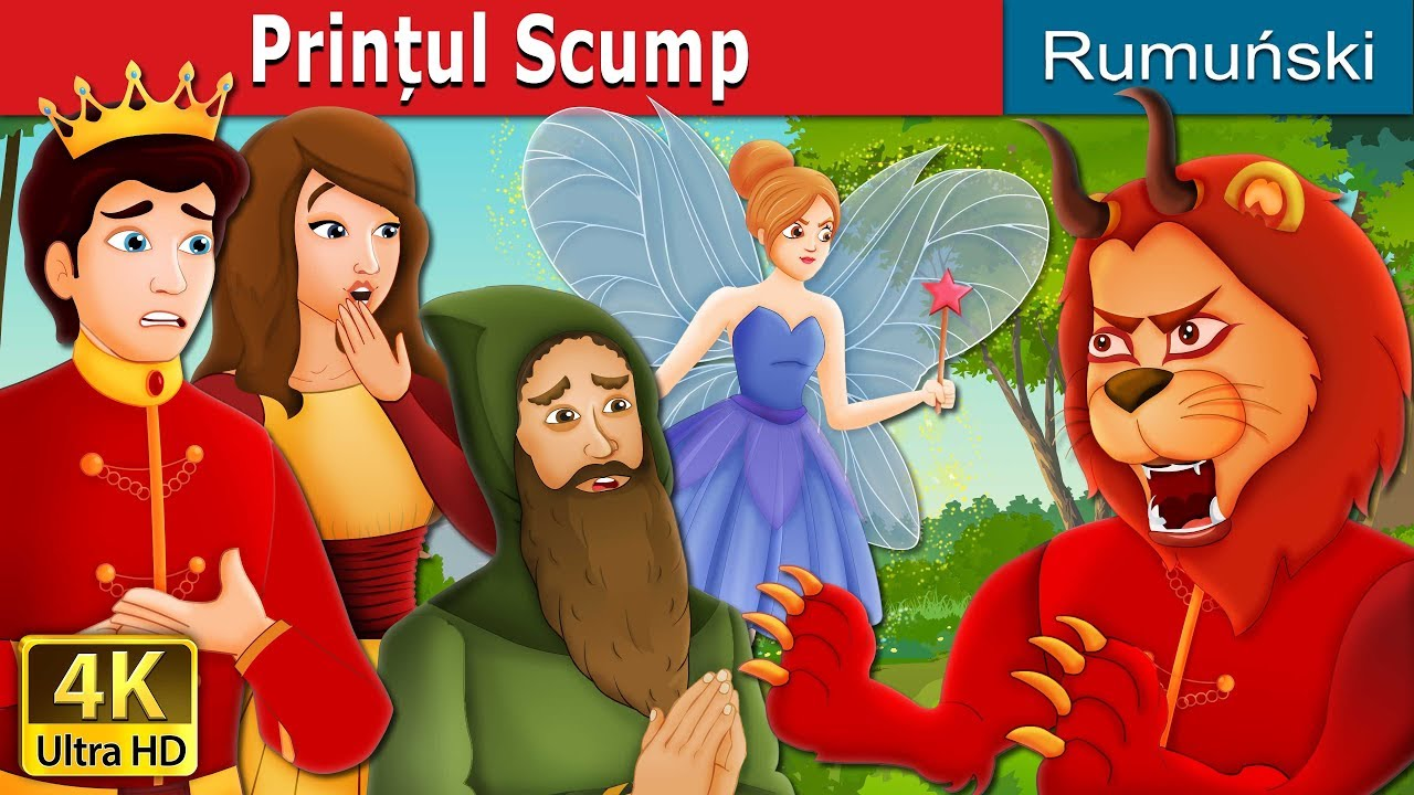 Prințul Scump | Prince Darling Story | Povesti pentru copii | Romanian Fairy Tales