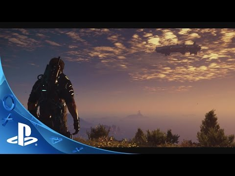 Just Cause 3 - Sky Fortress PS4 Trailer | PS4
