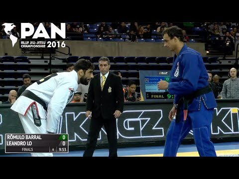 Epic Pan Final / Leandro Lo vs Romulo Barral