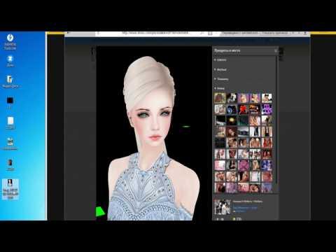 видео: imvu. Как сделать фото или гиф на аватарку в профиль в imvu.