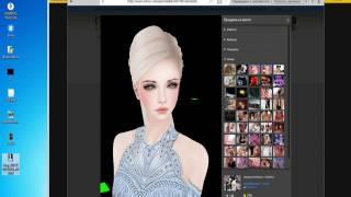 iMVU. Как сделать фото или гиф на аватарку в профиль в IMVU