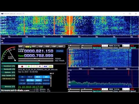 MW DX: Radio Damascus 783 kHz received in Germany