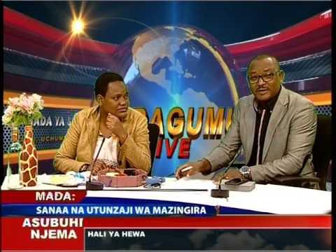 Baragumu : Sanaa na Utunzaji wa Mazingira - 05.06.2017