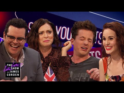 Spill Your Guts or Fill Your Guts w Charlie Puth, Josh Gad, Michelle Dockery & Rachel Bloom