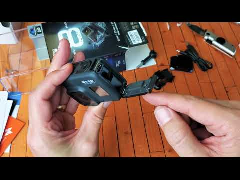 GoPro Hero 8 Black: How to Put In & Take Out Battery