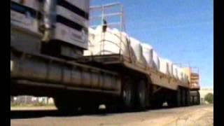 Monstres mécaniques   Train routier australien