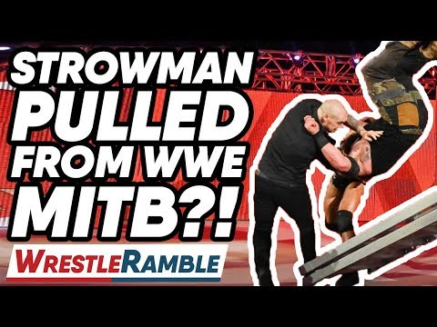 Braun Strowman PULLED From WWE Money In The Bank 2019?! | WWE Raw May 13, 2019 Review | WrestleTalk