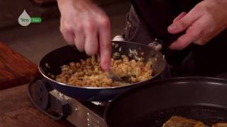 How To Make Spiced Haddock With Chickpea Mash