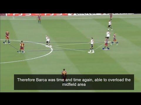 Guardiola's Tiki-Taka BEAT Ferguson's United - Barcelona - Manchester United tactical analysis Mp3