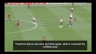 Guardiola's Tiki-Taka BEAT Ferguson's United - Barcelona - Manchester United tactical analysis