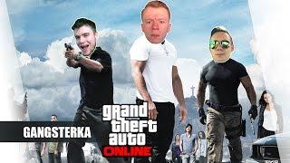 GTA Online Po Polsku - Gangsterka /Bladii /Paveł /Admiros || Plaga