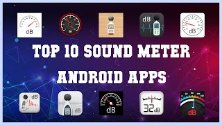 Top 10 Sound Meter Android App | Review screenshot 4