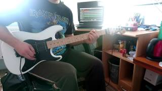 """Iron Maiden - """"From Here To Eternity"""" cover"""