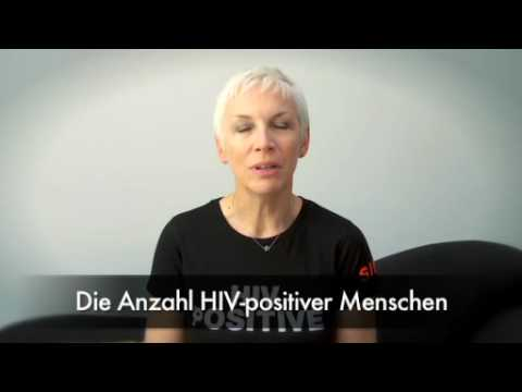 Annie Lennox Talks About Human Rights and HIV/AIDS Rally (With German subtitles)