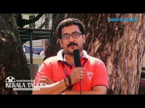 Actor Santhosh Keezhattoor speaks about IFFK 2014 to Kerala Talkies
