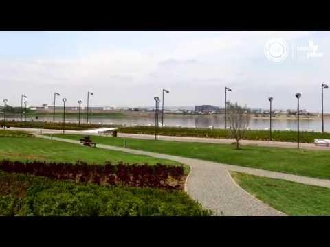 Böyükşor gölünün 1 dəqiqəlik videoda dəyişməsi