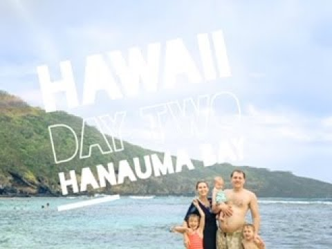 Hanauma Bay with the Misfitfam