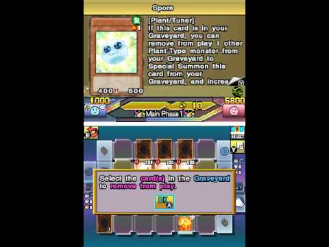 Yu-Gi-Oh 2011 Over The Nexus - Duel Puzzle 4