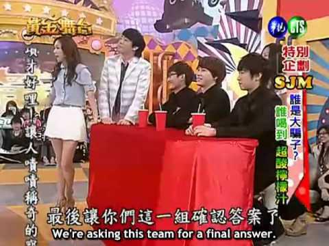 [Eng Sub] Golden Stage (110514)  - Super Junior M (1/4)