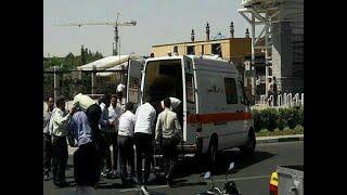 При атаке террористов на военный парад в Иране пострадали женщины и дети