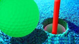 ФРЕШ ПРОИГРАЛ И ПОСТАВИЛ НА АВУ ГЕЕВ! (Golf It)