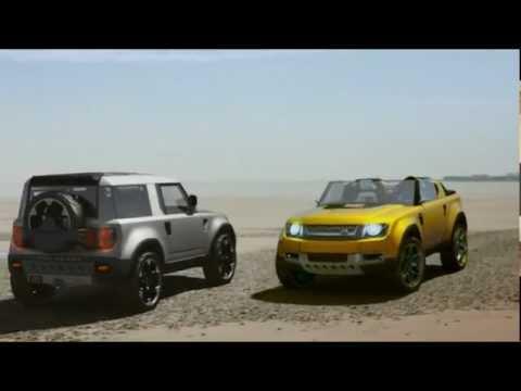 Land Rover DC100 & DC100 Sport Concept
