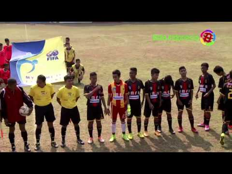 Highlight Liga KG U-14 Panasonic 2015/2016 Pekan ke-10 Bagian ke-2