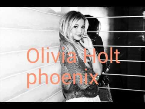 Olivia Holt: phoenix (Lyrics )