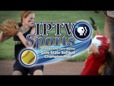 2A IGHSAU Iowa Farm Bureau Girls State Softball Championships