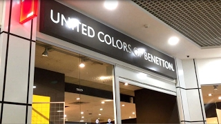 видео Benetton - каталог одежды