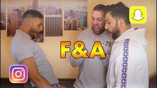 WER IST DER STÄRKSTE VON UNS ?! - F&A ⎮Good Life Crew