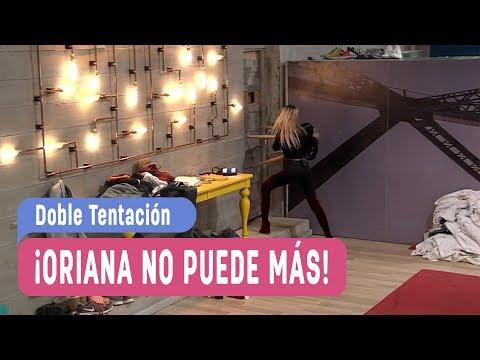 Doble Tentación - ¡Oriana no puede más! / Capítulo  109