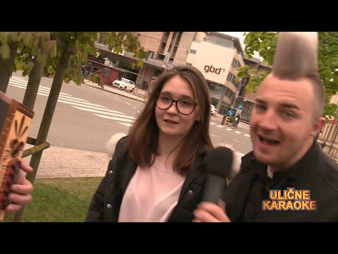 ULIČNE KARAOKE na GOLICA TV - Kranj 2.del