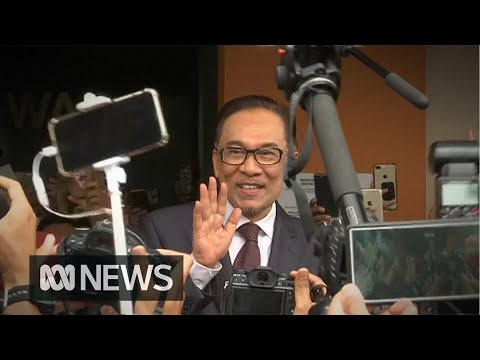 Anwar Ibrahim released after years in prison