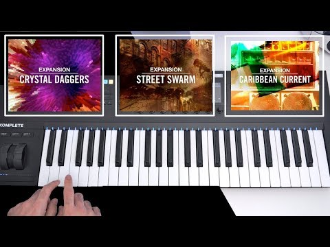 Making Beats With Native Instruments Expansions