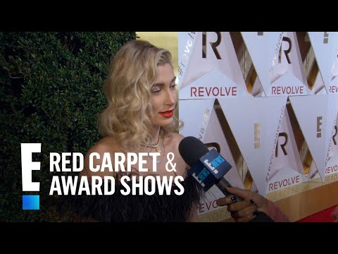 Hailey Baldwin Opens Up About Honoring Fashion | E! Red Carpet & Award Shows
