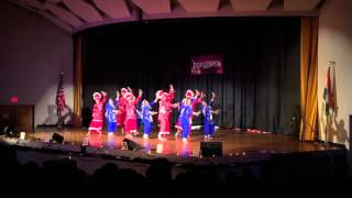 Hungama dance at ETSU (Punjabi)
