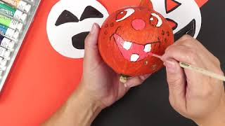 JOLLY DIY - Funny Halloween Faces