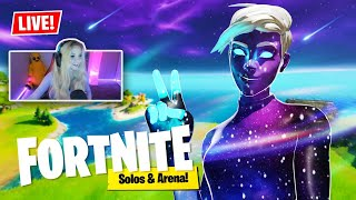 ?LIVE? Fortnite - Winning In Solos & Arena. 4000+ Wins!