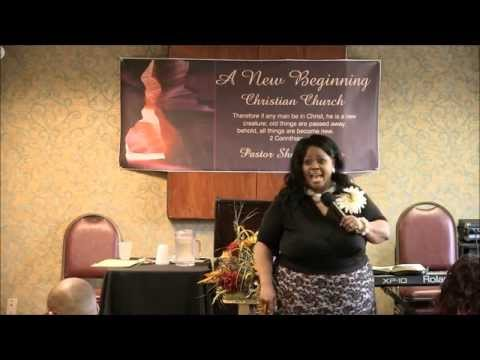 Trust In The Lord - Pastor Sheila Baker