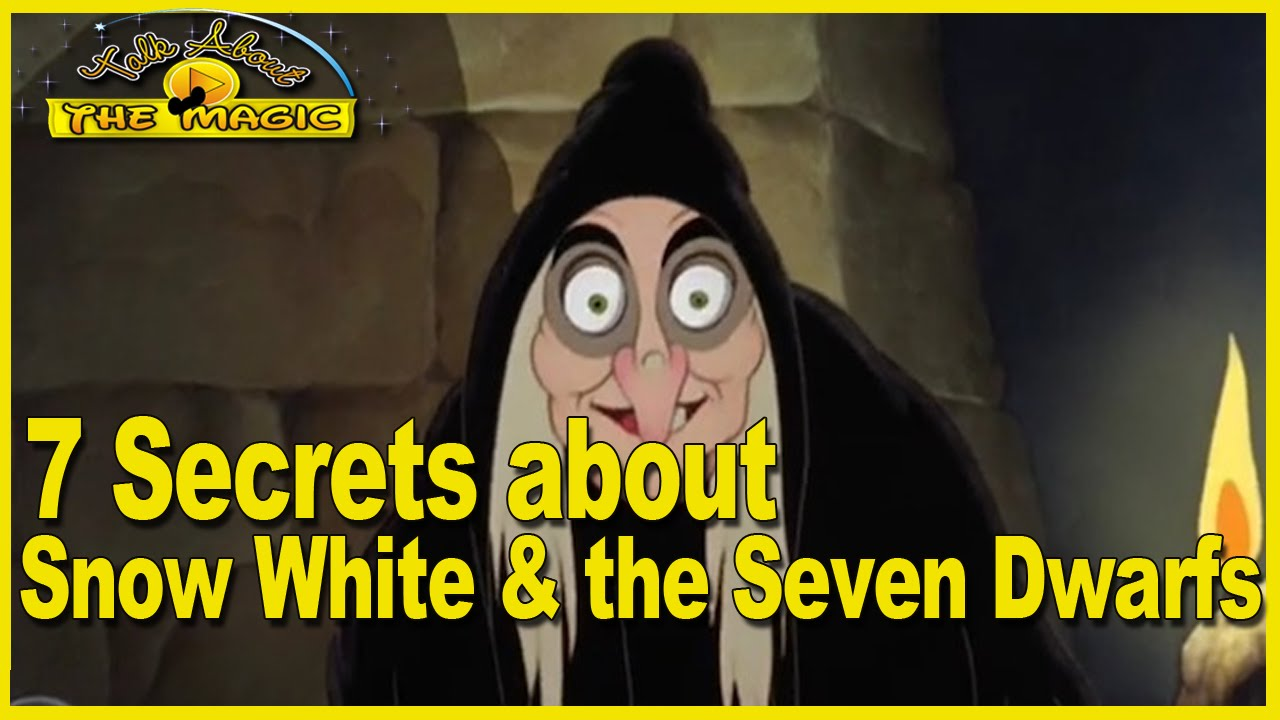 7 dwarfs names in order - 7 Amazing Facts About Snow White And The Seven Dwarfs Disney Animation Snow White