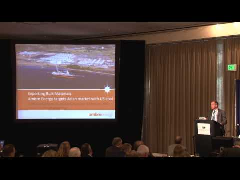 2013 California Maritime Leadership Symposium - Latest in Marine Terminals, Rail & Trucking
